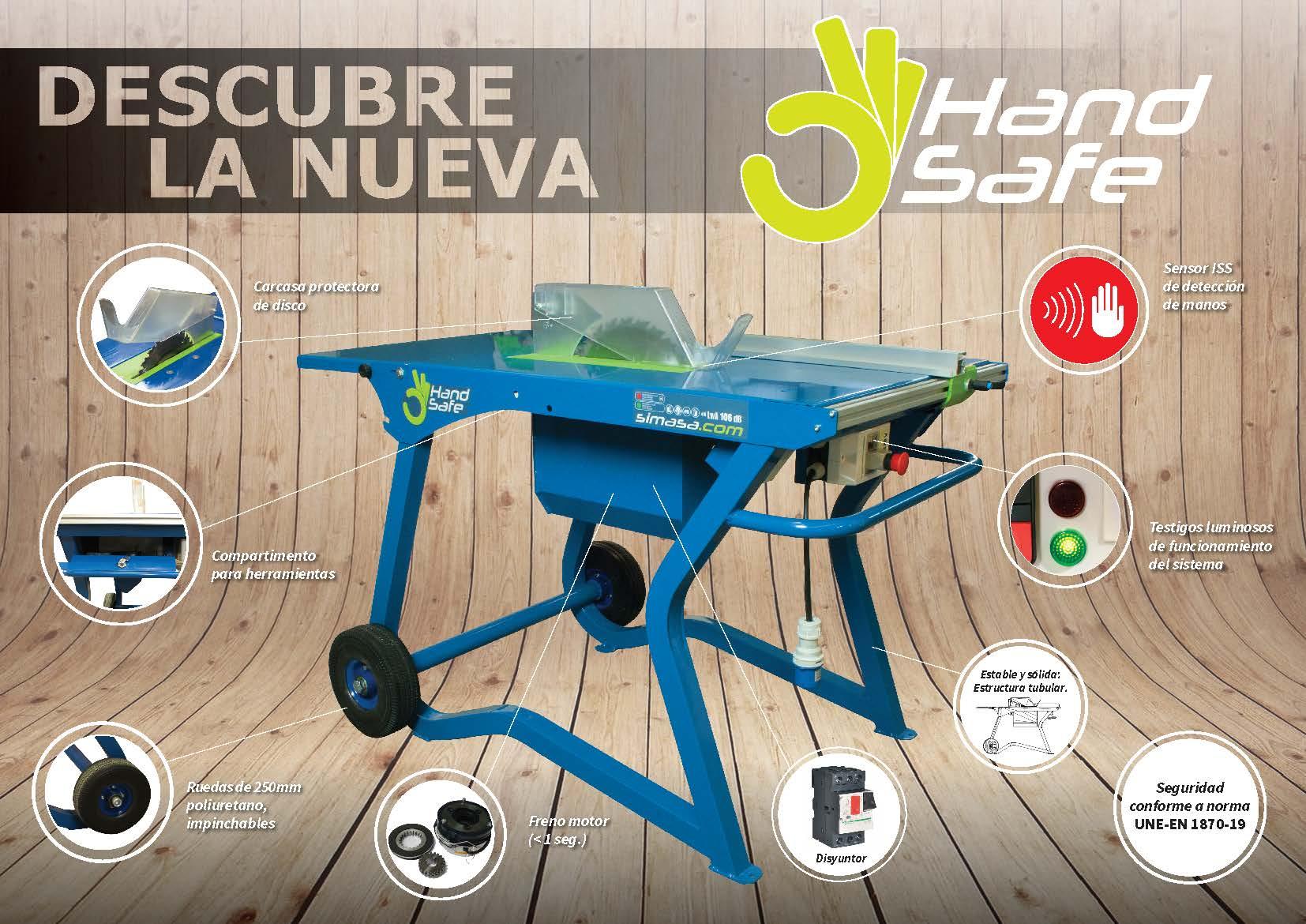 Hand Safe la Sierra Más Segura